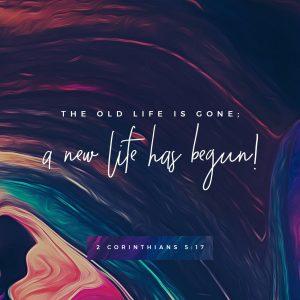 2 corinthian 5:17