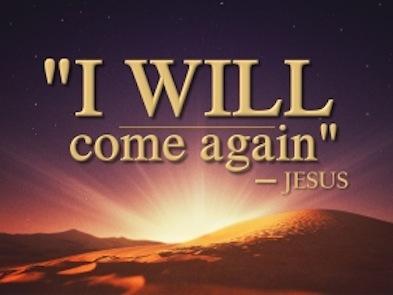 When Jesus Comes Again Part 3